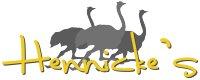 Straussennest Eldetal-Logo